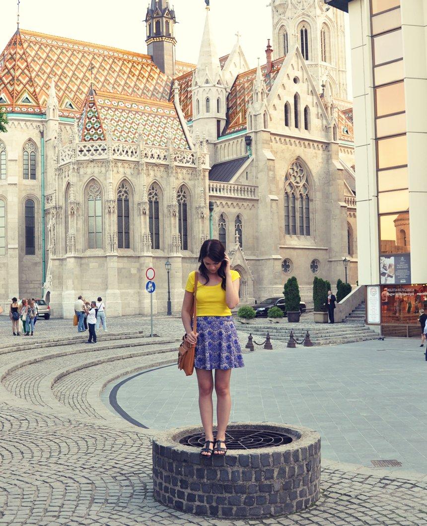 Lulus Travel Style Diary - Budapest 2