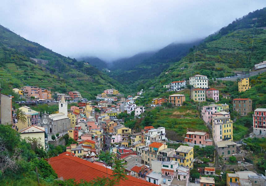 Cinque Terre Photo Diary + A Few Thoughts on Learning to Slow Down and Enjoy Life