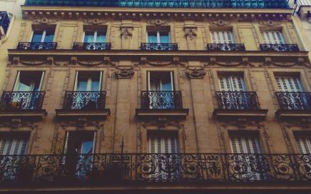 Paris State of Mind –Parisian Balconies