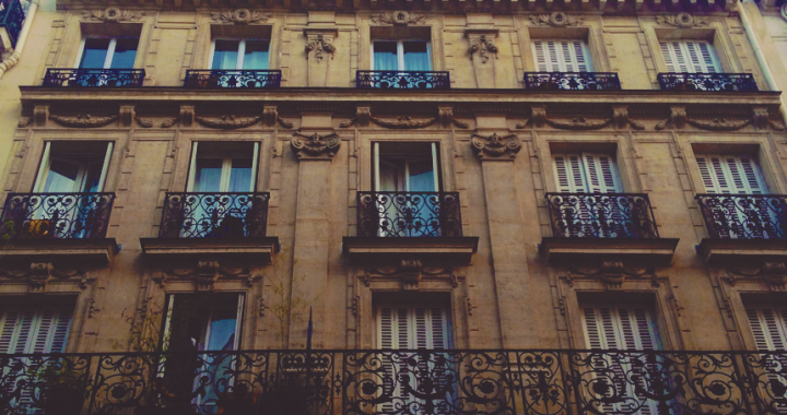 Paris State of Mind – Parisian Balconies