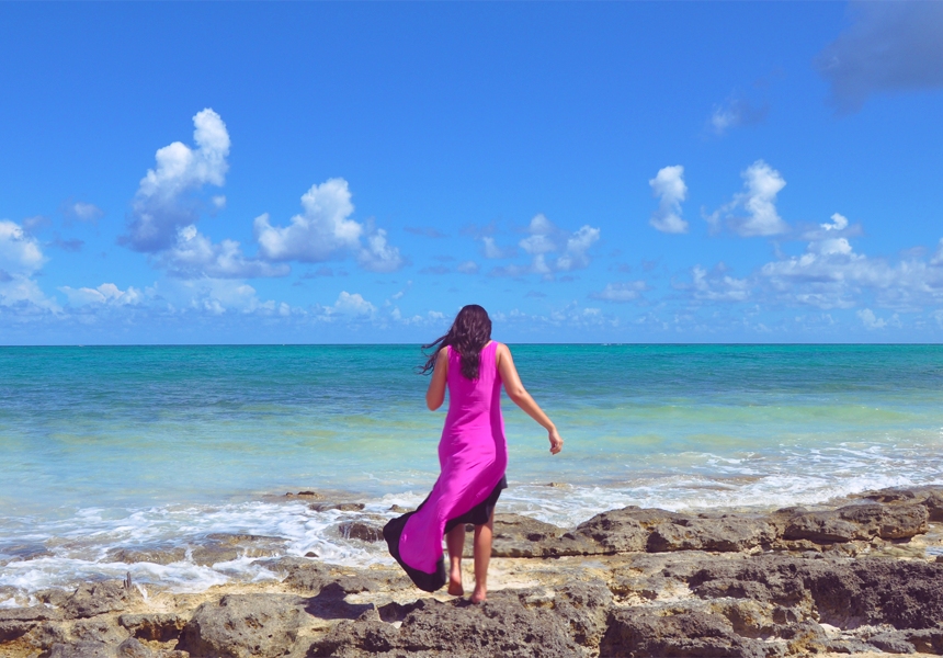 Dreaming of Summer: Bahamas, Turks & Caicos {Part I}