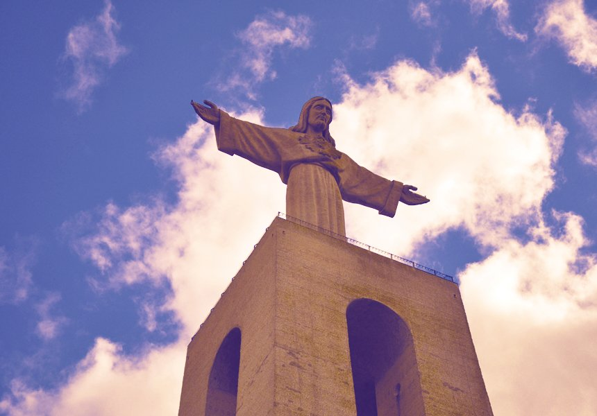 Lisbon Cristo Rei