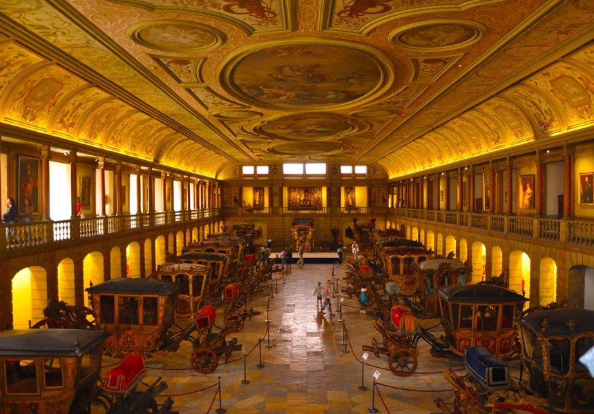 Lisbon National Coach Museum