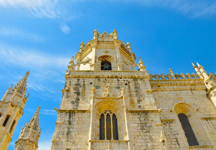 Lisbon Jeronimos Monastery