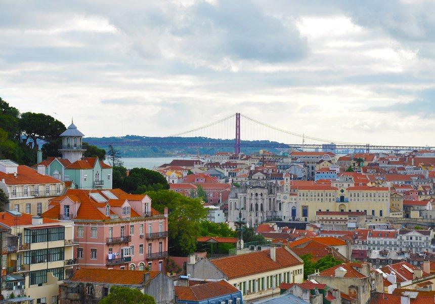 Lisbon Miradouro da Graça