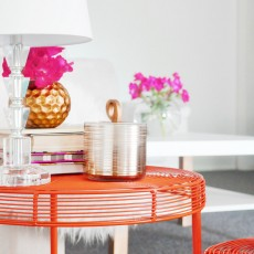 Pop of Color with Wayfair 1