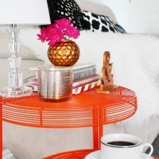 Pop of Color with Wayfair 4