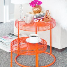 Pop of Color with Wayfair 7
