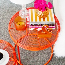 Pop of Color with Wayfair 8