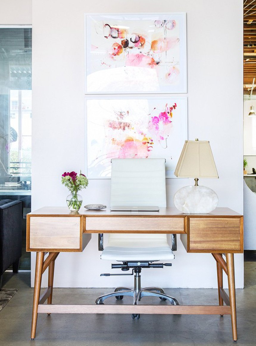 FOXYOXIE.com house wish list | sophisticated office