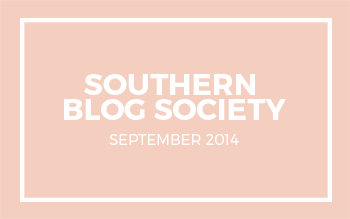 Southern Blog Society | September 2014