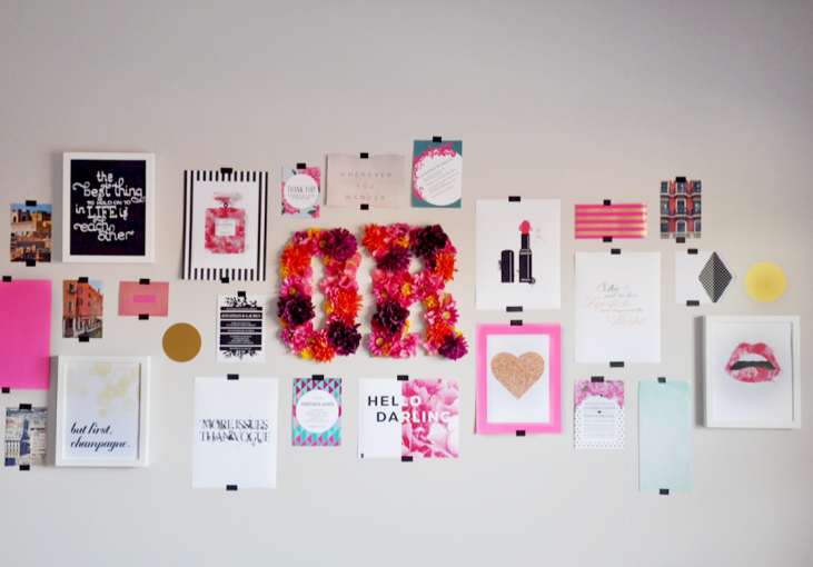 DIY Gallery Wall on a Budget in 3 Easy Steps