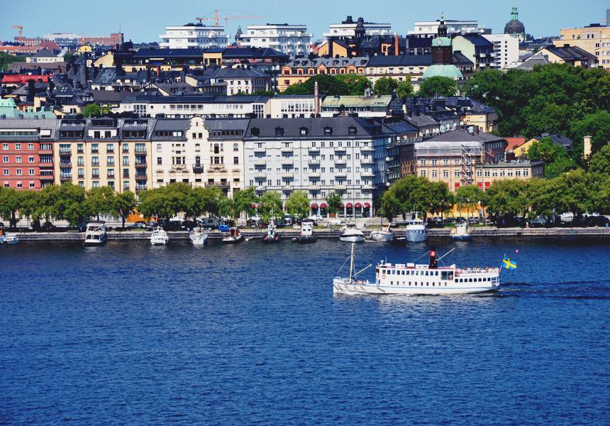 Travel Tuesday: Stockholm Photo Diary on FOXYOXIE.com