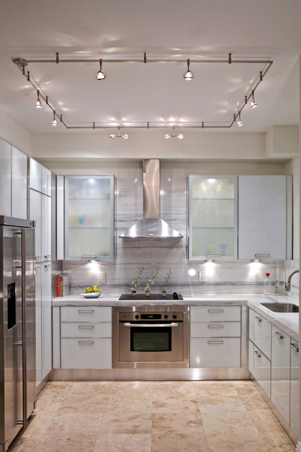 10 small kitchen design ideas to maximize space for How to maximize small spaces