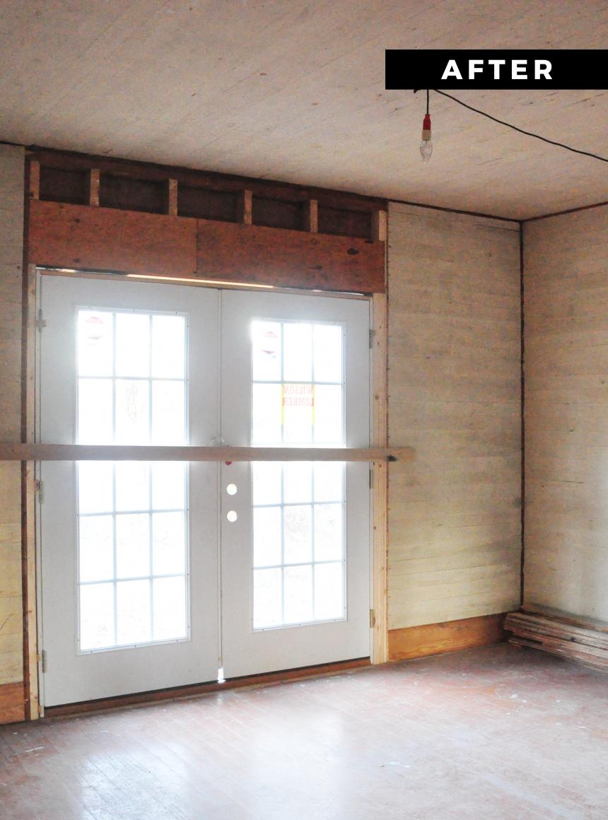 Home Renovation Progress Report + 4 Life Lessons I Learned So Far