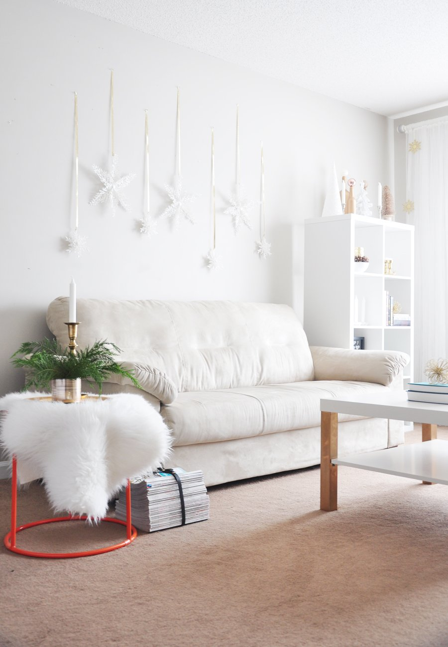 Glam Holiday Decor Ideas on a Budget | Sponsored by At Home