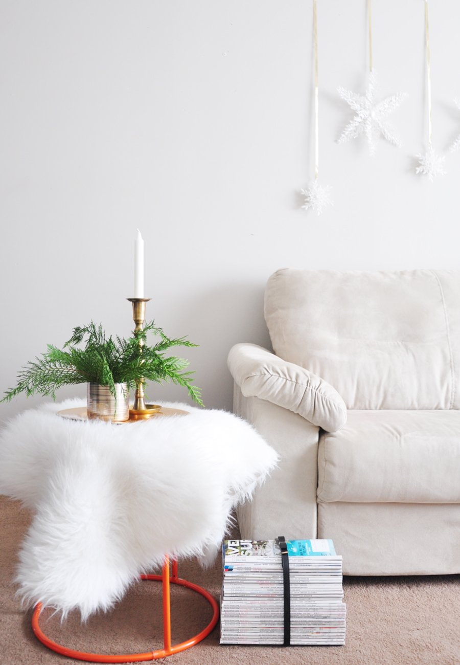#AtHomeForChristmas Glam Holiday Decor Ideas from FOXY OXIE 2
