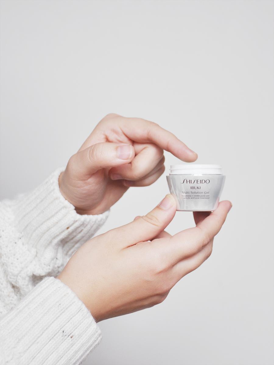 Shiseido Ibuki Multi Solution Gel Review 3