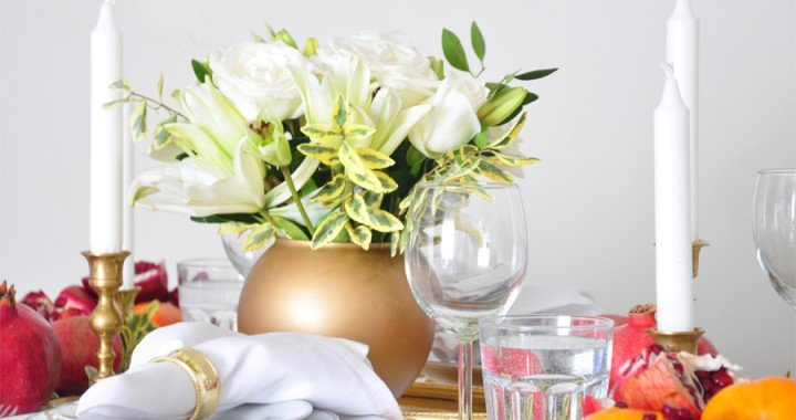Thanksgiving Table Setting Tips   Sponsored by Wayfair