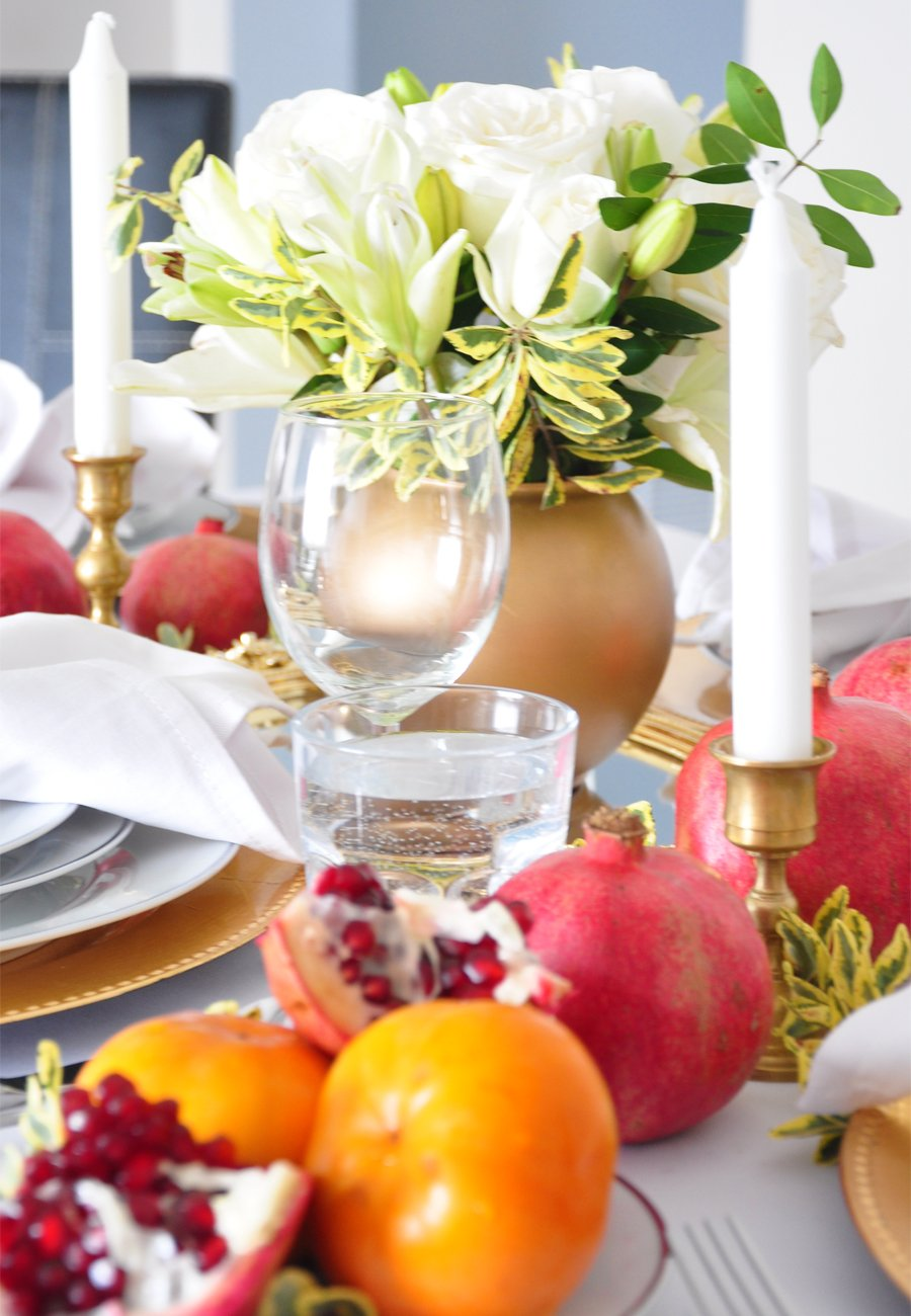Thanksgiving Table Setting Tips | Sponsored by Wayfair