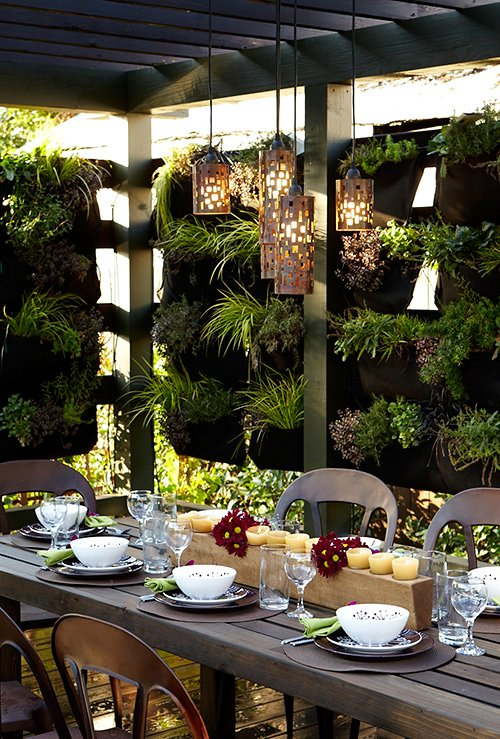 Most Amazing Living Wall and Vertical Garden Ideas | FOXY OXIE