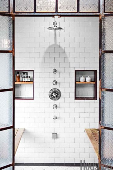 FOXY OXIE | Pretty Shower Nooks 2
