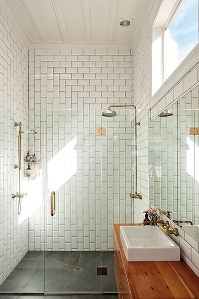 FOXY OXIE | Vertical Subway Tile 3