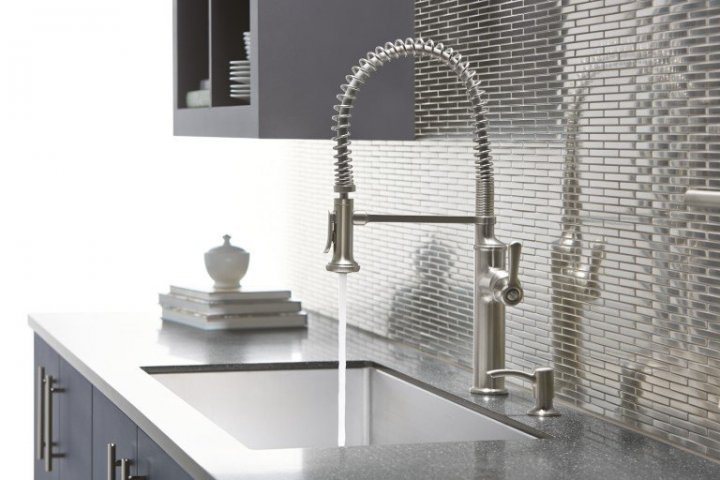 Choosing A Kitchen Faucet Is Similar To Husband