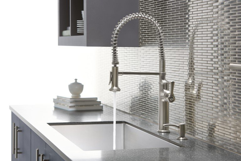 choosing a kitchen faucet is similar to choosing a husband