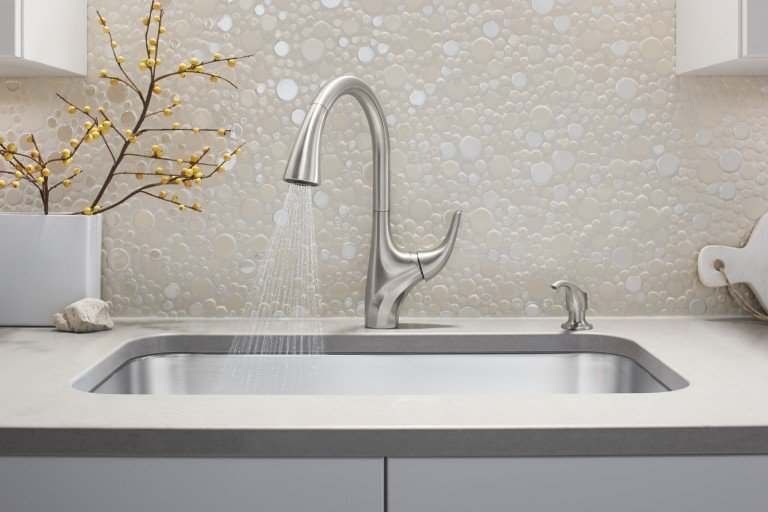 choosing a kitchen faucet is similar to choosing a husband rh foxyoxie com what to know when replacing a kitchen faucet what to look for in a kitchen tap