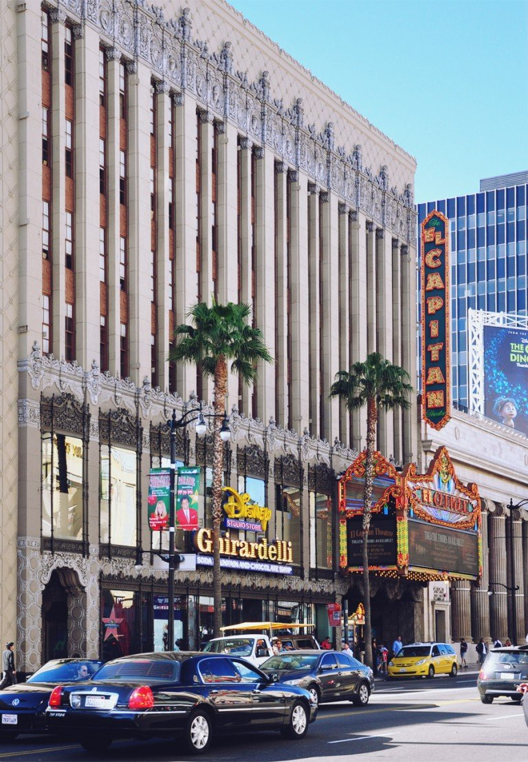 Los Angeles Photo Diary, Part 1: Top Hollywood Attractions