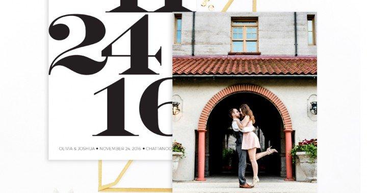 SHOP UPDATE: Spring/Summer 2016 Wedding Invitations