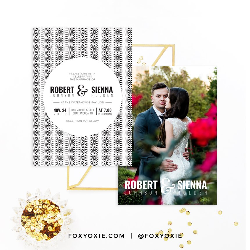 SHOP UPDATE: Spring/Summer 2016 Wedding Invitations