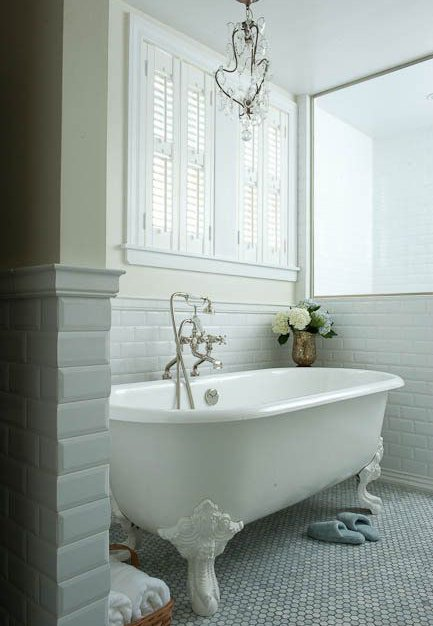 Home Renovation Progress Report The Vintage Clawfoot Tub