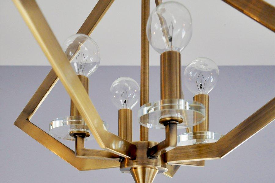 Foyer Design Concept with Livex Lighting