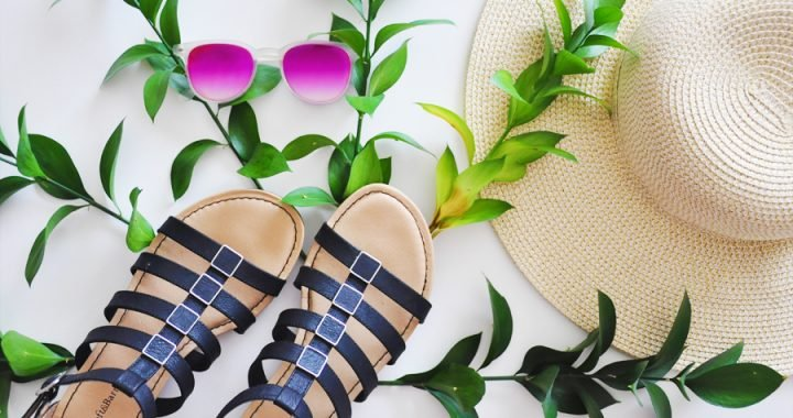 10 Stylish Black Sandals for Summer (Under $50!)