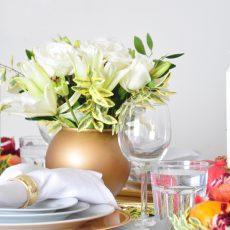 FOXY OXIE Interior Design Project Grateful Table 12