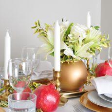 FOXY OXIE Interior Design Project Grateful Table 13