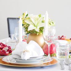 FOXY OXIE Interior Design Project Grateful Table 6