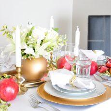 FOXY OXIE Interior Design Project Grateful Table 7