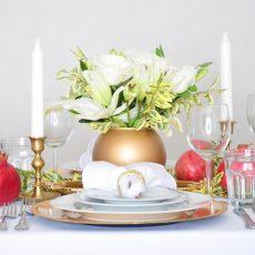 FOXY OXIE Interior Design Project Grateful Table 9