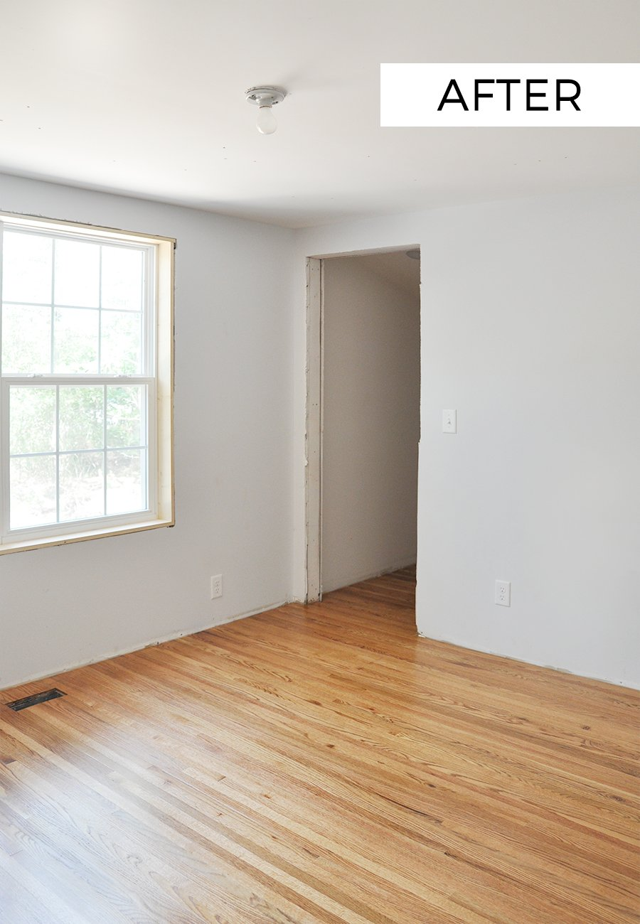 Home Renovation Progress Report - Hardwood Floors