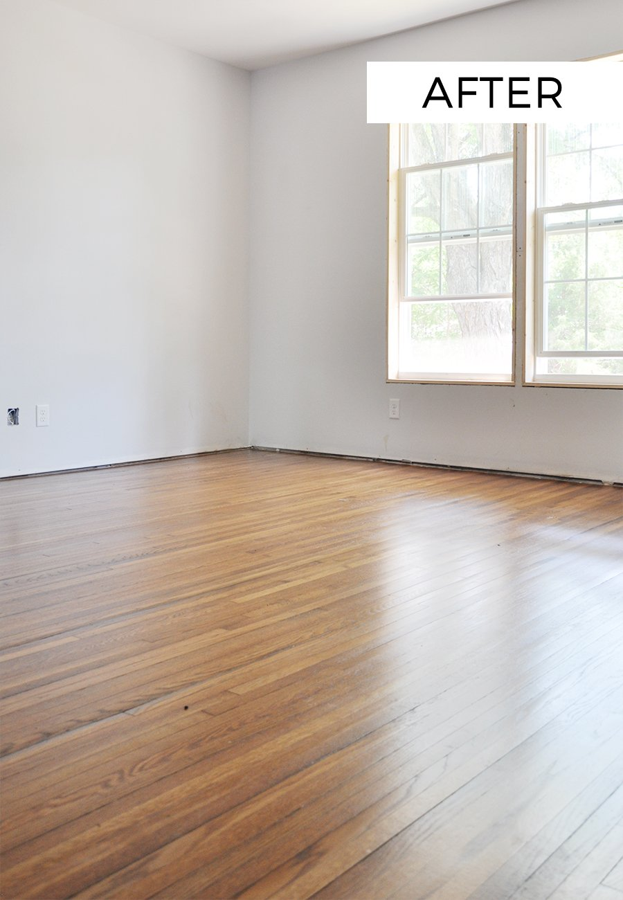 Home Renovation Progress Report: Hardwood Floors