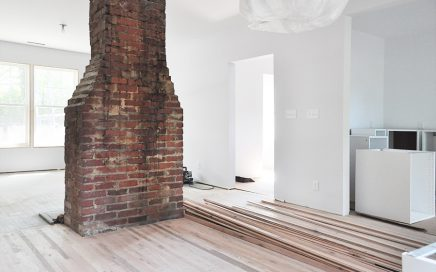 Tips for DIY Hardwood Floors Installation | FOXYOXIE.com