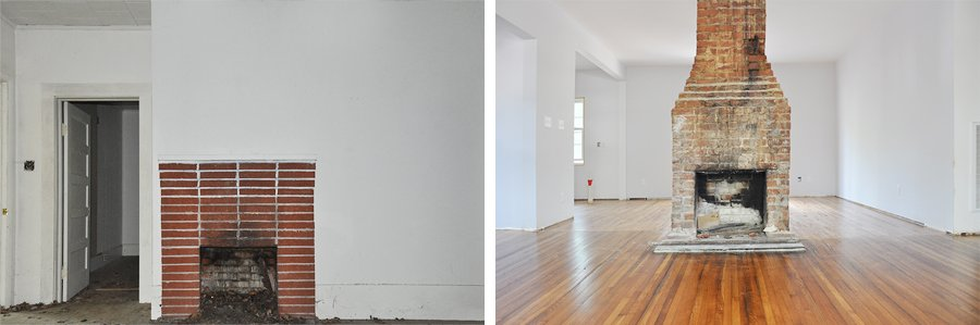 What to Expect When Refinishing Hardwood Floors: Before & After