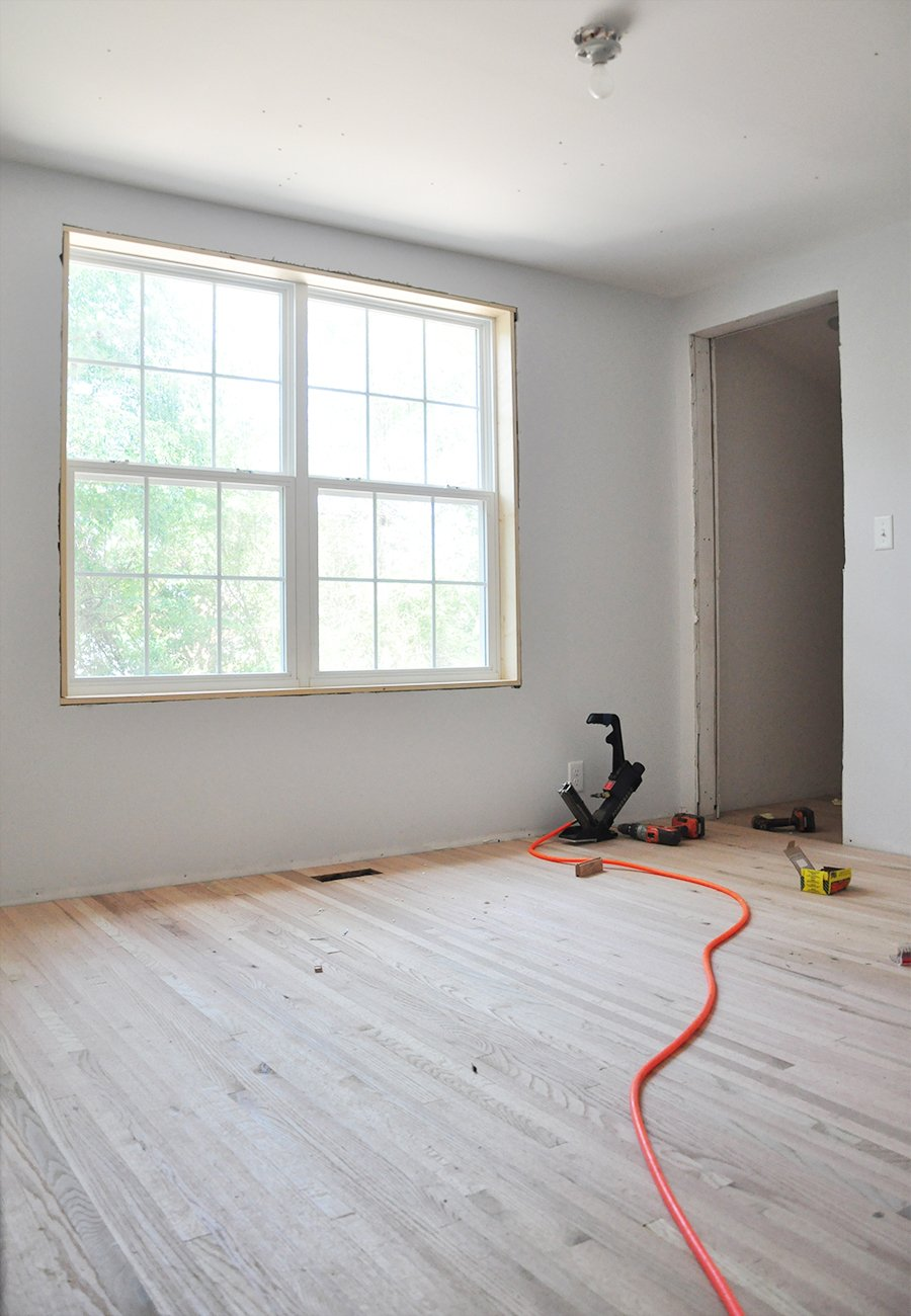 Home Renovation Progress Report - A Year Later
