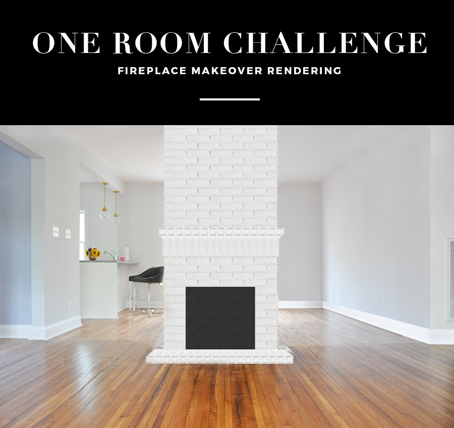 One Room Challenge, Week 2: Living Room Inspiration + Design Plan