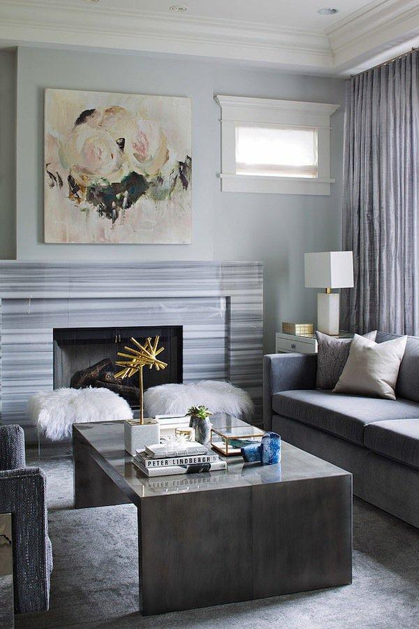 One Room Challenge, Week 2: Living Room Inspiration + Design Plan