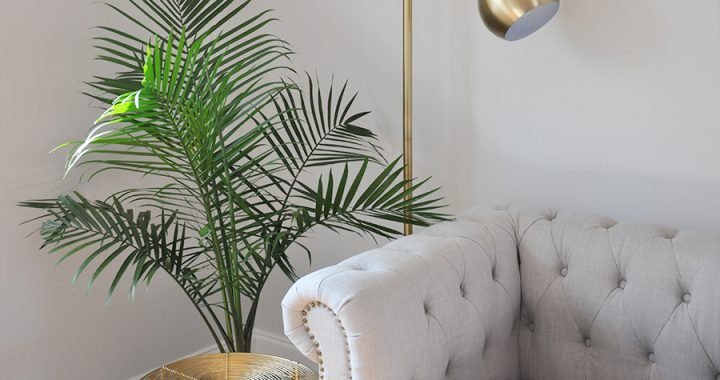 One Room Challenge, Week 5: The Chesterfield Sofa Has Finally Arrived