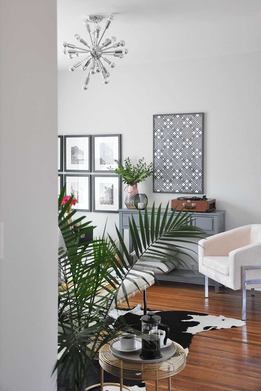 One Room Challenge, Week 6: Living Room Tour and Sources